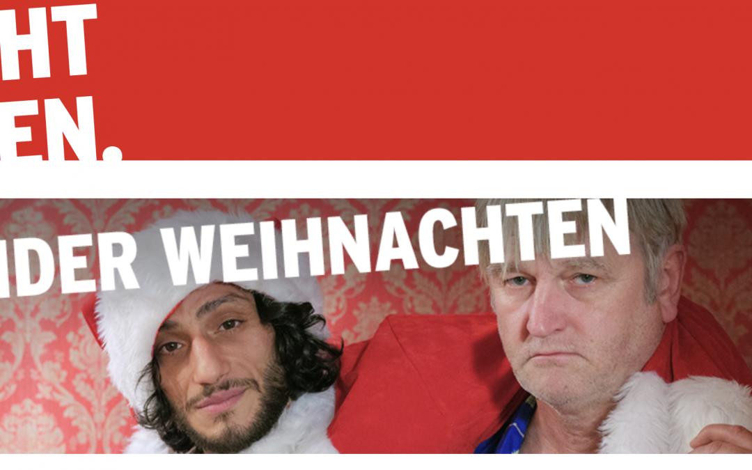 DER WEIHNACHTSGRUMMEL ab HEUTE in der ARD-Mediathek
